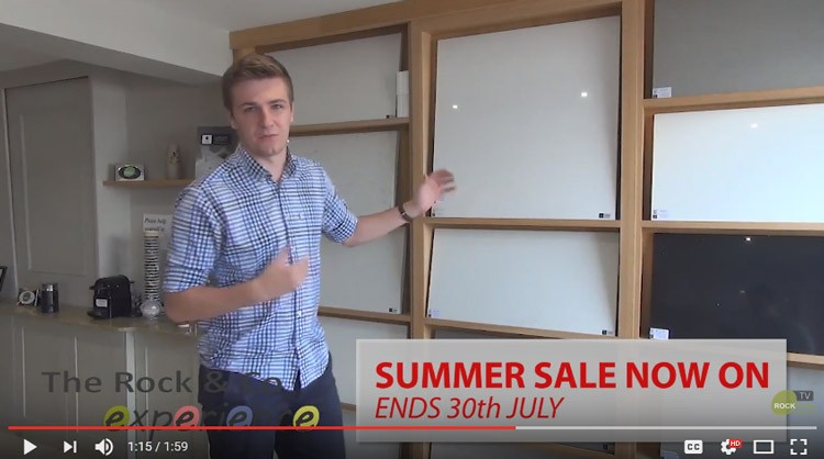 summer sale on quartz
