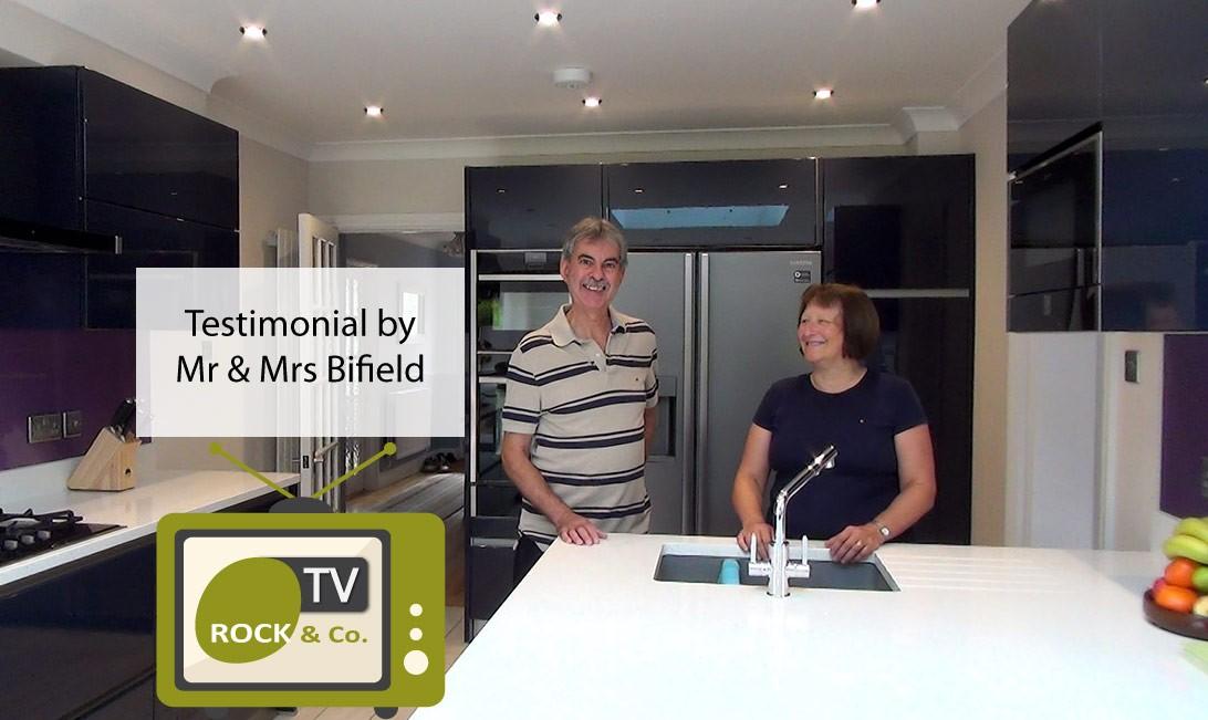 Mr & Mrs Bifield – Video Testimonial