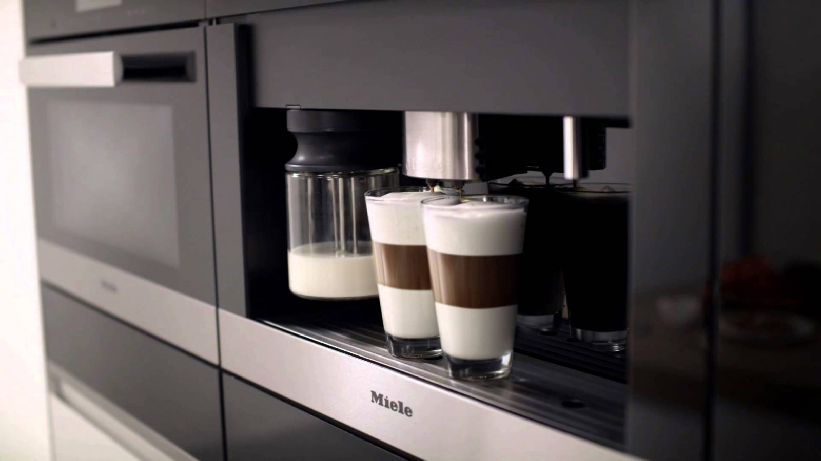 Enjoy a Perfect Coffee Every Time from Miele