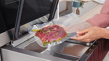 Produce Longer Food Each Time With A Vacuum Drawer From