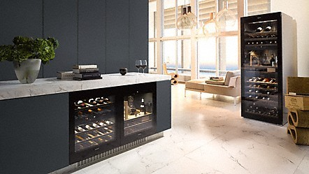 Keep Your Wine Collection Cool with a Miele Wine Fridge