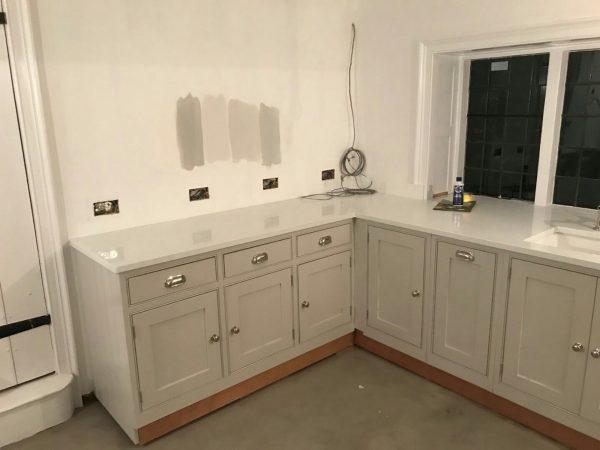 Bianco Marmo Suprema – Yewlands, Hoddesdon