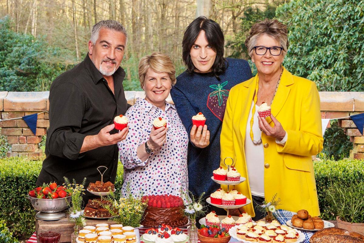 The Great British Bake Off- Series 8 #gbbo
