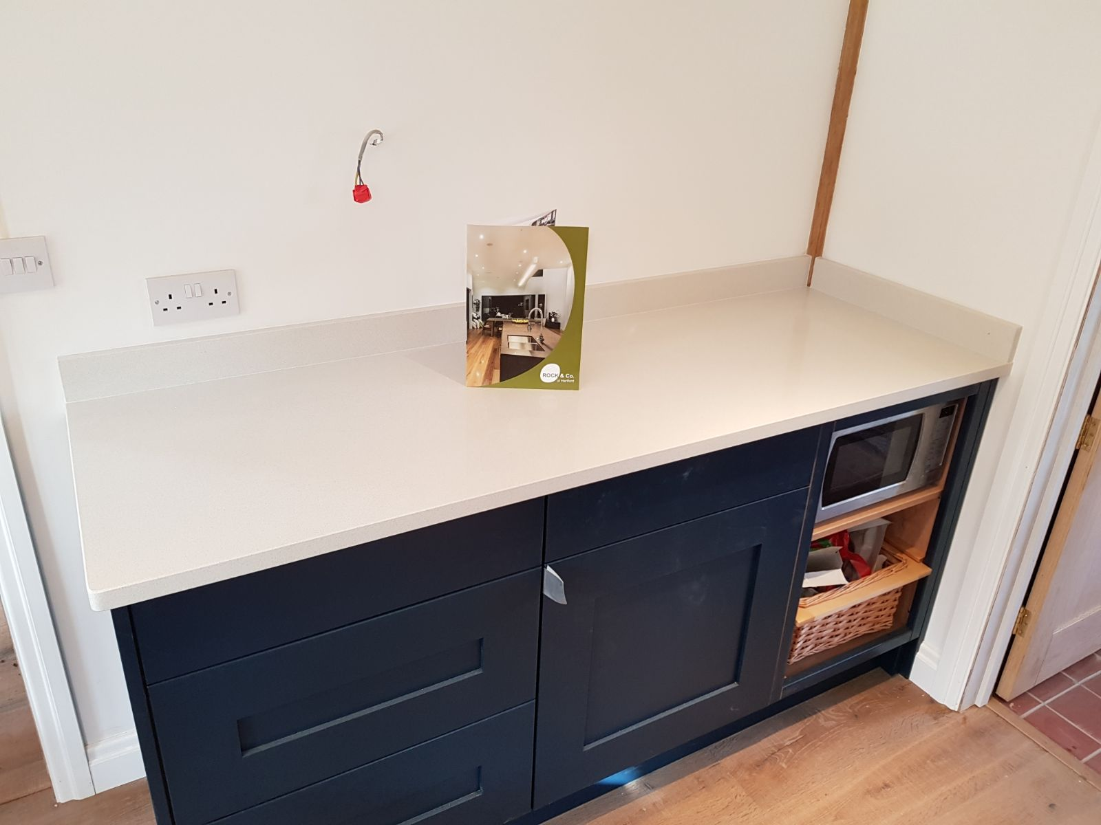 Bianco De Lusso 30mm Buntingford Herts Rock And Co