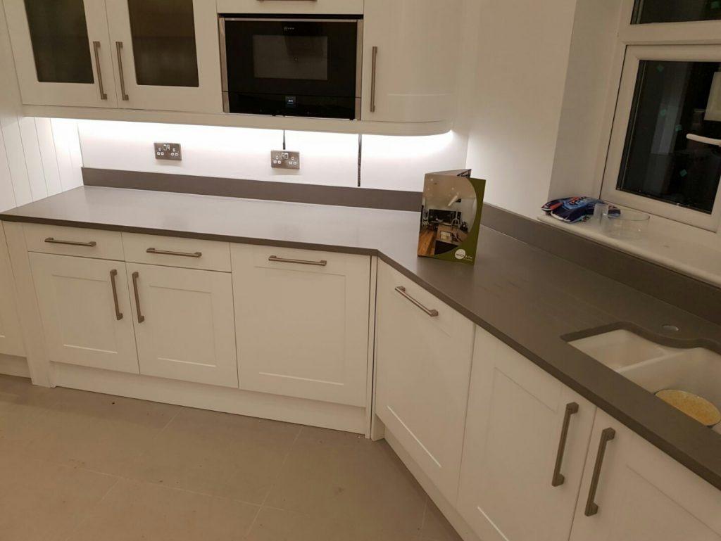 concreto seta quartz kitchen worktops