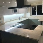 strapazzate quartz worktops rock and co