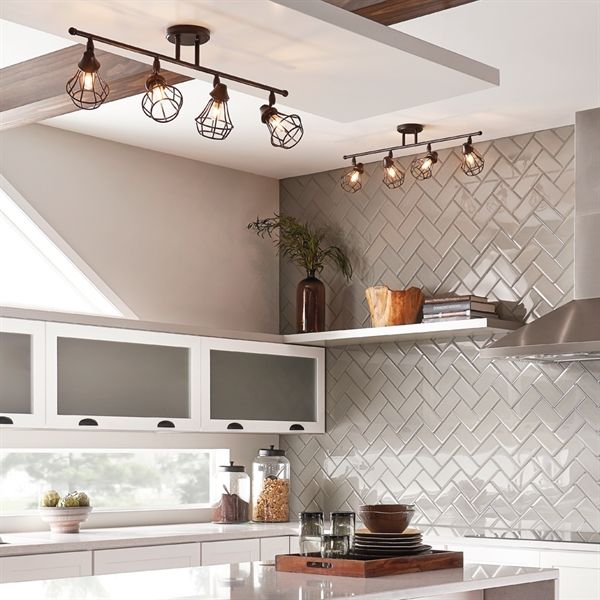 Transform Your Kitchen With Track Lighting