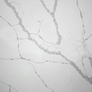 calacutta statuario quartz worktop