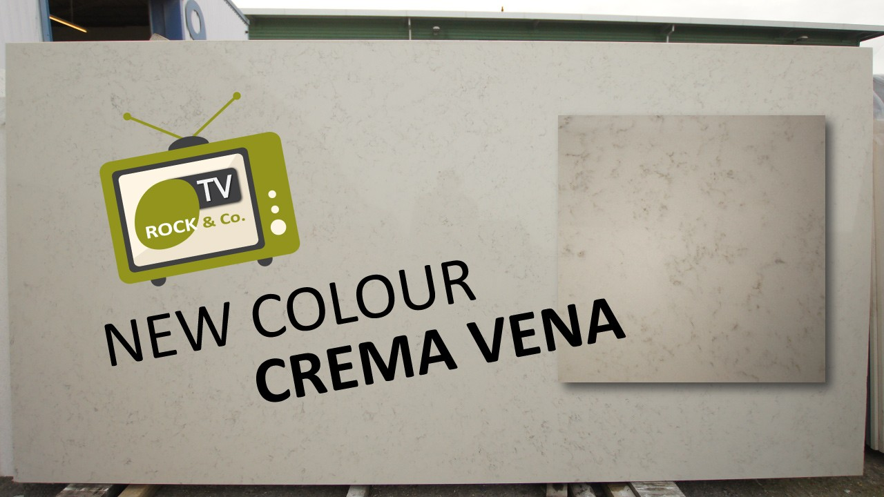 Crema Vena Video – New colour by Urban Quartz
