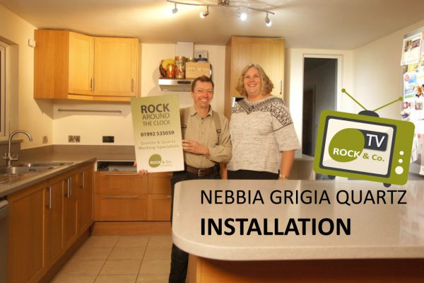 nebbia grigia installation video