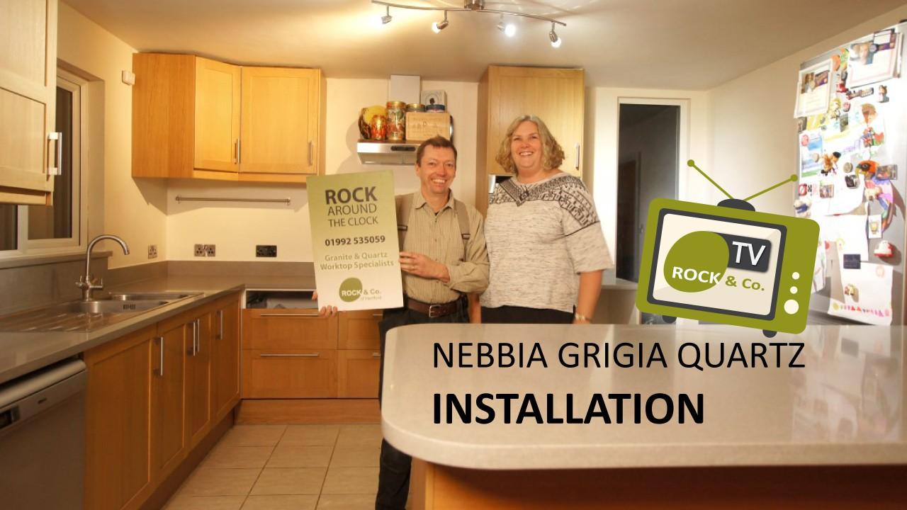 Nebbia Grigia – Installation video