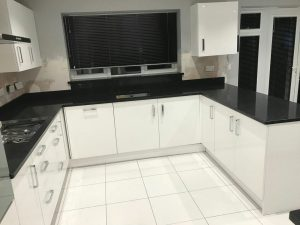 nero stella black starlight quartz worktops rockandco