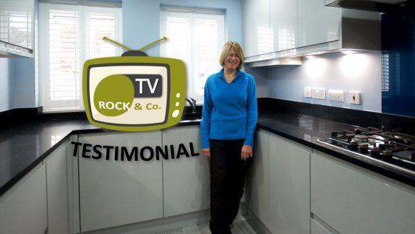 beverley quartz worktop testimonial