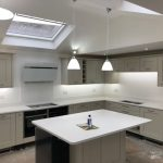 bianco marmo suprema quartz kitchen worktops