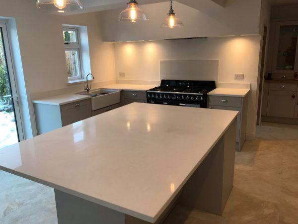 bianco marmo suprema quartz worktops