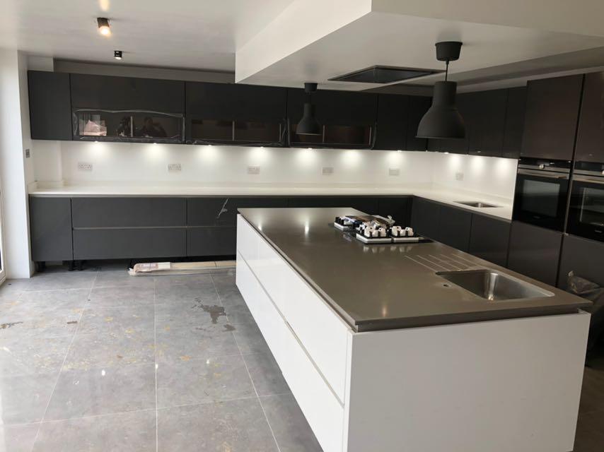 Bianco Kitchen Set Menu