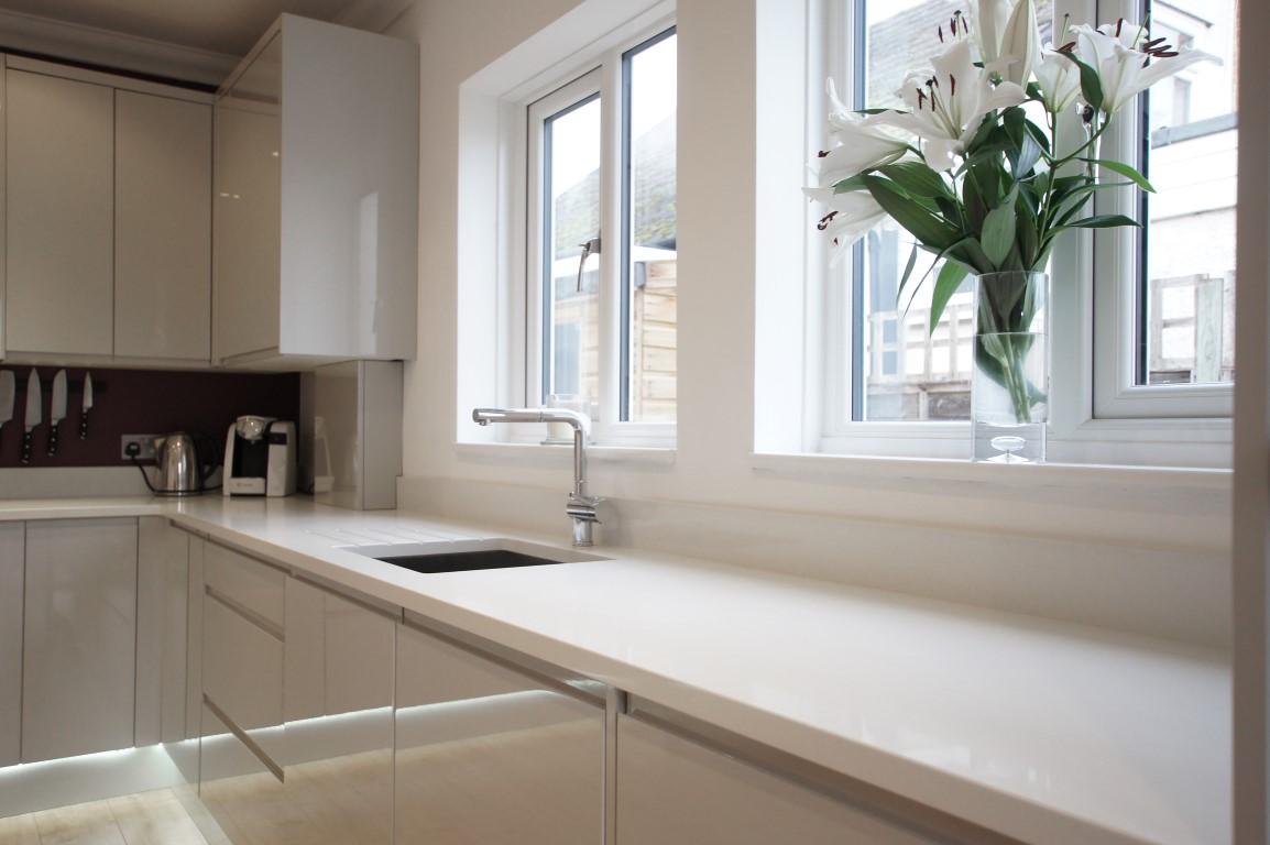 Aspen De Lusso - Sawbridgeworth, Herts - Rock and Co Granite Ltd