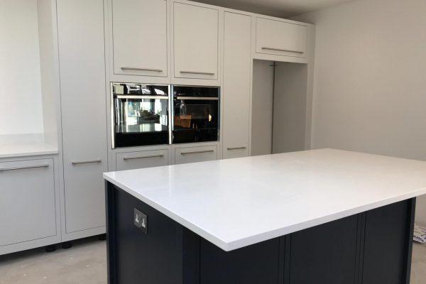 bianco marmo suprema white quartz worktops