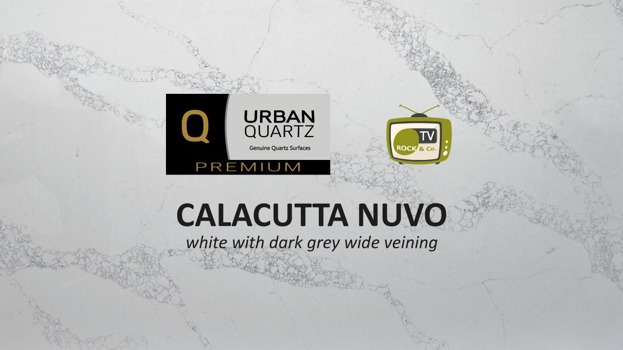 Calacutta Nuvo – New Quartz worktop material