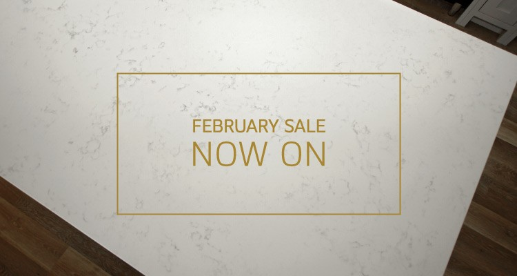February Sale – NOW ON