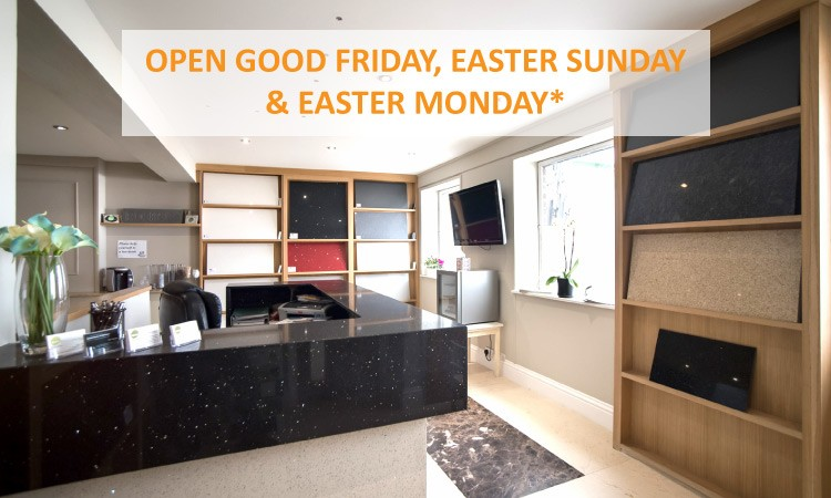 Easter Opening Hours Update
