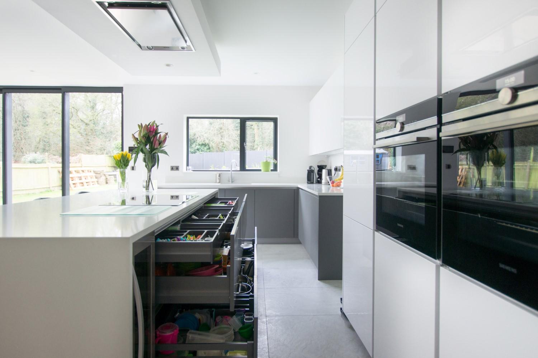 Make your kitchen pantry healthier