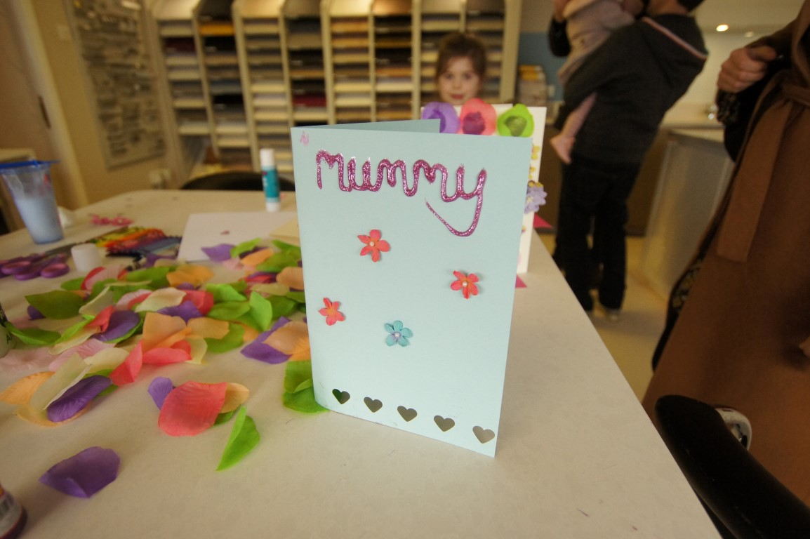 Mother's Day Fun Day in full swing – 10/03/18