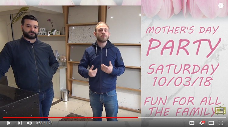 Mother's Day Fun Day – Saturday 10th March