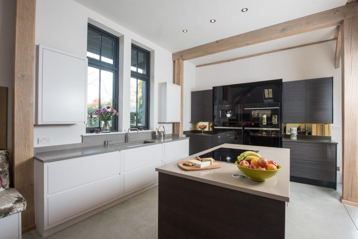 Nicholas Bridger Truly Bespoke Kitchens Showroom