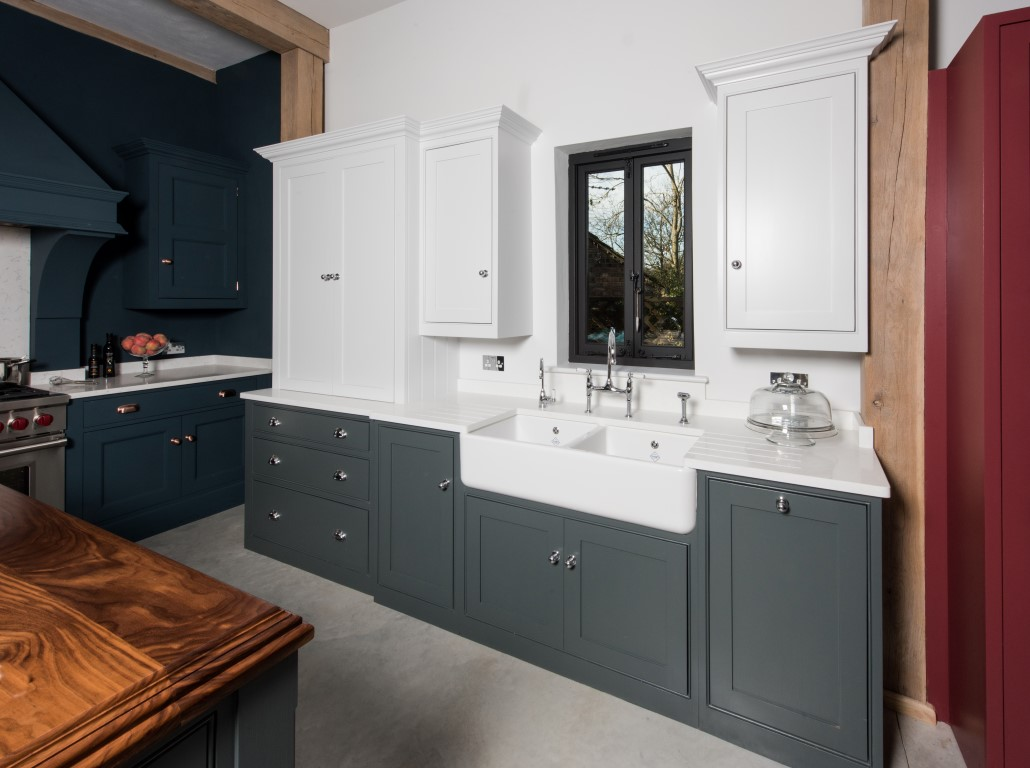 Nicholas Bridger Truly Bespoke Kitchens Showroom - Rock and Co ...