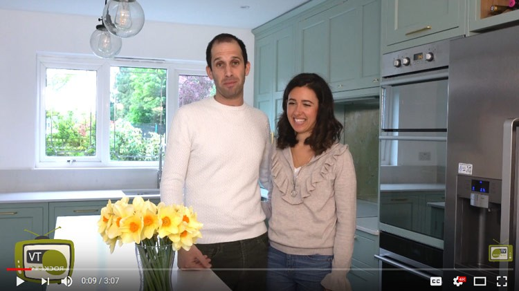 Video Testimonial – Gideon & Danielle in Borehamwood