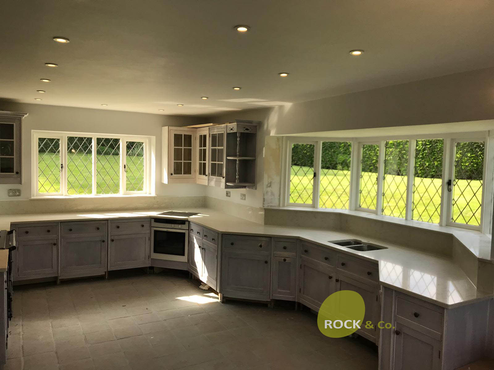 Kitchen of the week… Located in Ringshall, Buckinghamshire, showcasing the Crema Vena