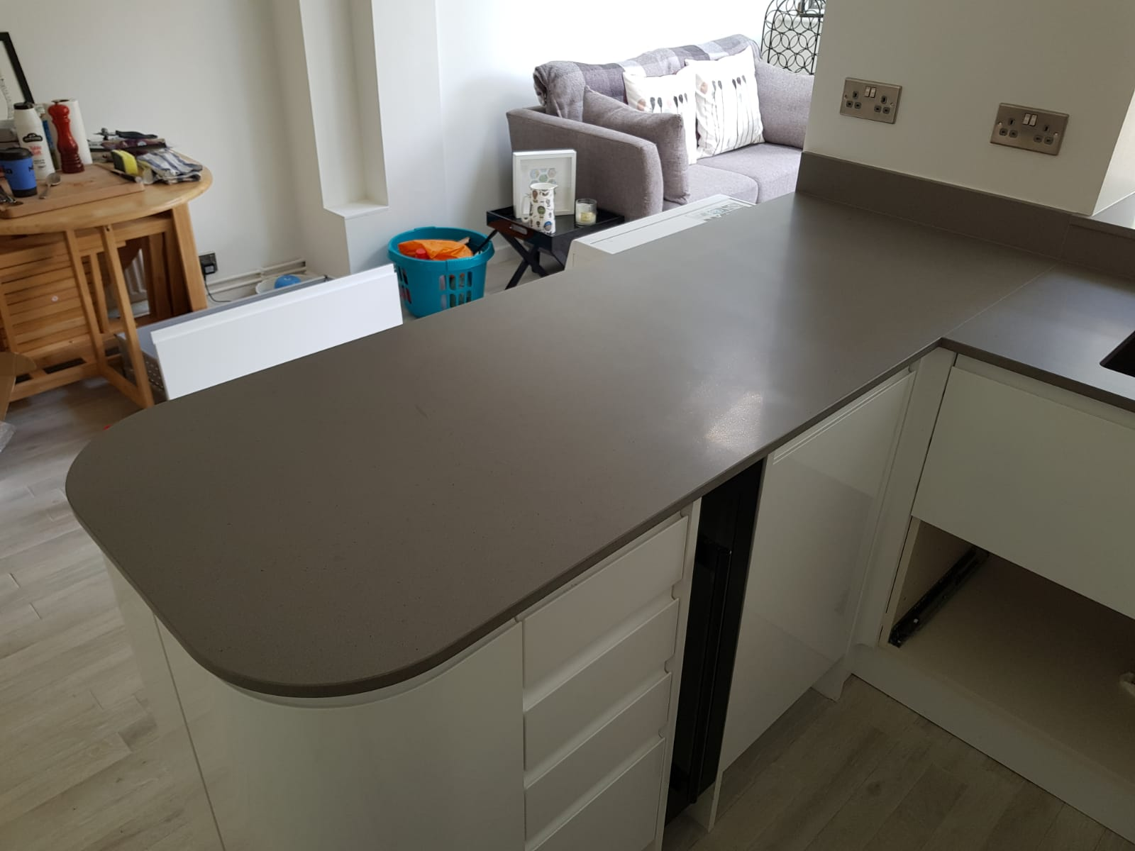 Quartz Kitchen Worktops Buckinghamshire