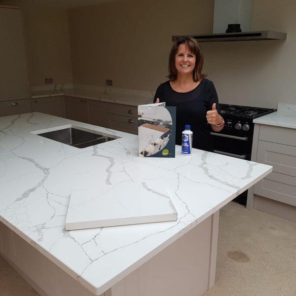 Symphony Kitchen Worktops: Recent Granite & Quartz Worktop Installations