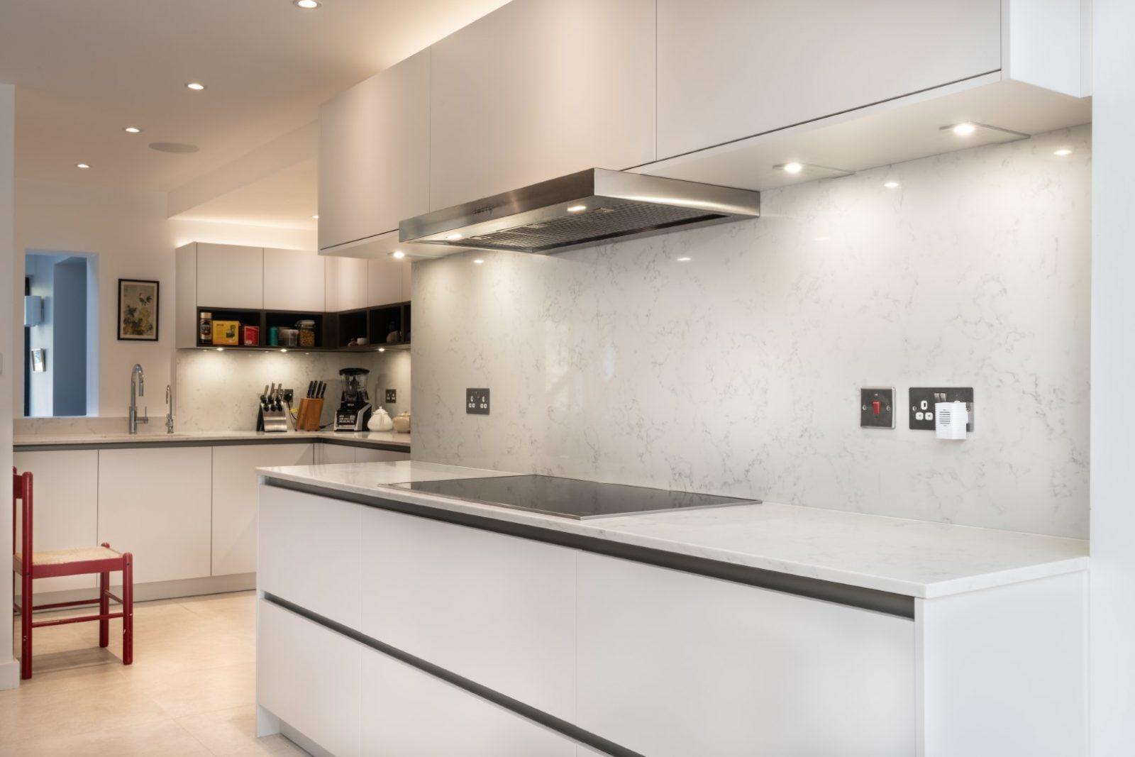Kitchen of the week… Located in Cambridge showcasing the Monaco Carrera