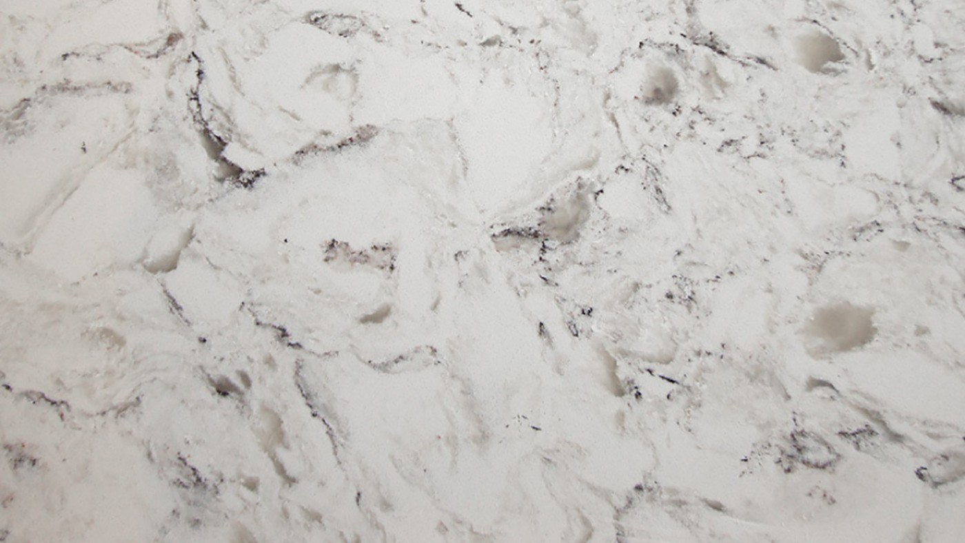 Bianco Foresta by Urban Quartz
